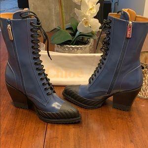 Beautiful Brand New Chloe Boots